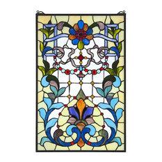 Bonifacio Stained Glass Window