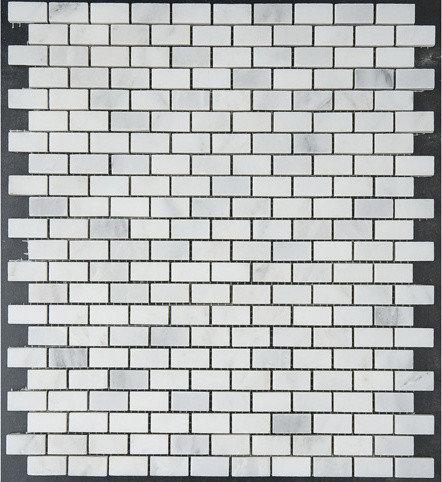 Mini-brick marble Mosaic - Tile
