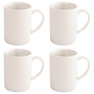 Fairmont and Main Arctic Coffee Mugs, Set of 4
