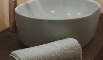 Il bagno di Luca