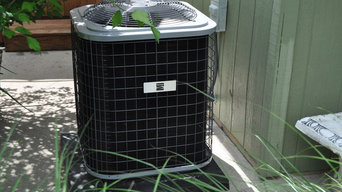 Nixa replace a 3 ton Air Conditioner and 60,000 Btuh furnace