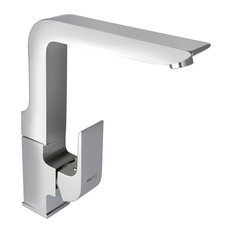 Ucore Single Handle Kitchen Faucet, Euro Style