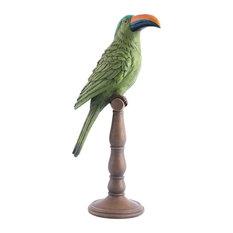 Lorito Figurine, Green