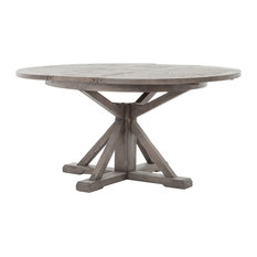 "Cintra Extension 48"" Dining Table, Black Olive"