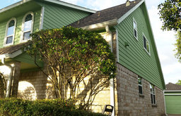 LP Smartside Siding, LP SmartSoffit, LP SmartTrim - Houston Texas