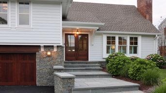 Front Entrance (after)