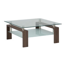 Compass Square Cocktail Table