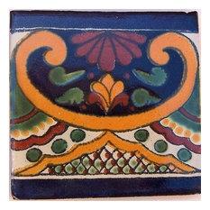 2x2 36 pcs Greca C Talavera Mexican Tile
