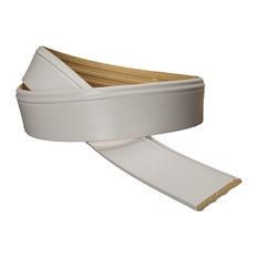 Plain Baseboard Molding, Flexible Baseboard Moulding