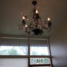 Replacing light fixtures