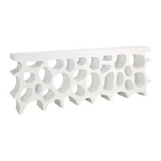 Modway - Wander Large Stand, White - Console Tables