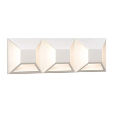Copan LED 24 inch Matt White Vanity Wall Light