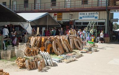 Treasure Hunting at Texas' First Monday Trade Days