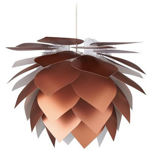 Illumin Drop Pendant Lamp, Copper
