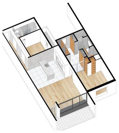 Contemporáneo  by Raúl sánchez Architects