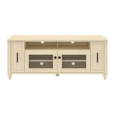 kathy ireland office by bush volcano dusk tv stand with pullout media storage