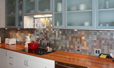 Tile Eco Friendly Flooring Metal Tile