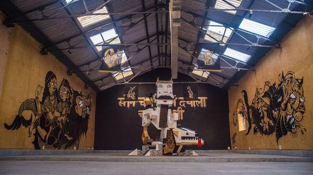 ST+art Mumbai 2017 Reignites the Forgotten Sassoon Dock