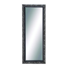 Wall Mounted Full Length Mirror full length mirror | houzz