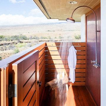 Mauna Kea Outdoor Shower