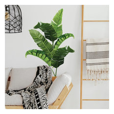 Banana Leaf Peel And Stick Giant Wall Decals