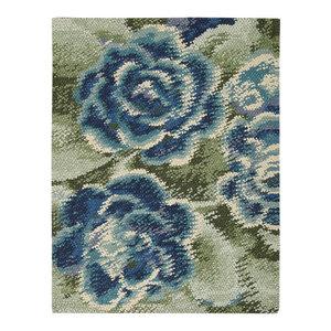 Nourison Impressionist Impr1 Pastel Area Rug 4 X6