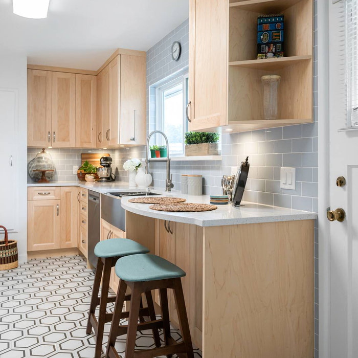 Charming 1950's Kitchen