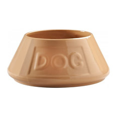 Mason Cash Cane Non Tip Lettered Dog Bowl, 21 cm