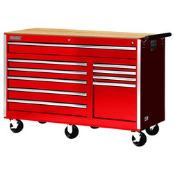 Contemporary Garage And Tool Storage by International