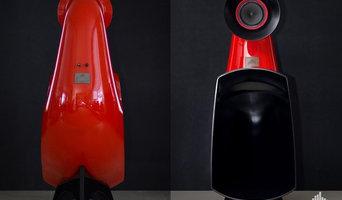 Рупорные акустические системы OPERLY для гостиной