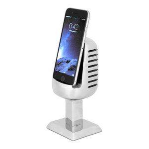 Industrious Universal Portable Aluminum Adjustable Desk Phone Stand Holder For Mobile Phone And Tablet Cellphones & Telecommunications