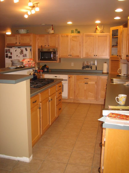 Kitchen Countertops For Island