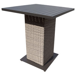 Tropical Outdoor Pub And Bistro Tables by TKClassics
