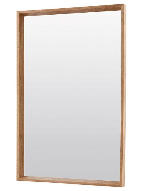 Oak Spegel 60x100cm - Vægspejle