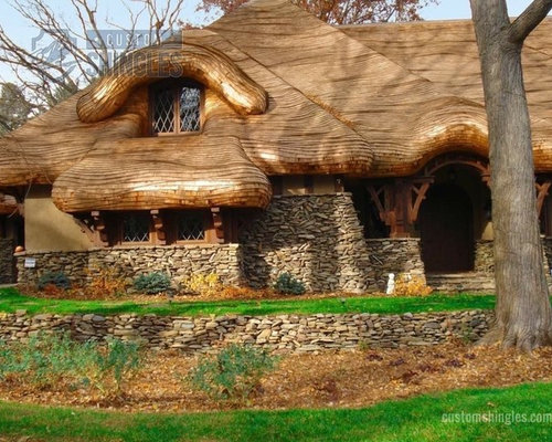 2682 false thatched roof home design photos - Thatch Roof Designs