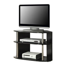 50 Most Popular Entertainment Centers And Tv Stands With A Swivel
