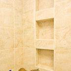 Sv Master Bathroom Shower Contemporary Bathroom