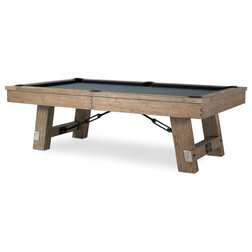 Transitional Game Tables by Sawyer Twain