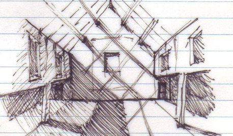 Architect's Toolbox: 6 Drawings on the Way to a Dream Home