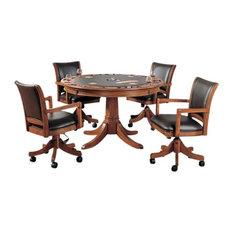 Beckett 5 Piece Game Table & Chair Set