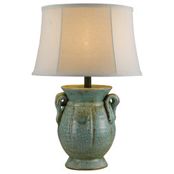 Beach Style Table Lamps by West Highland Group