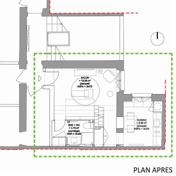 Plan au Sol by FUMAT ARCHITECTURE