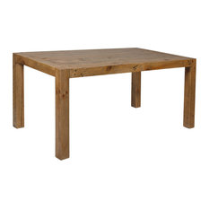 Furniture Republic - Ancona Rustic Dining Table, Small - Dining Tables