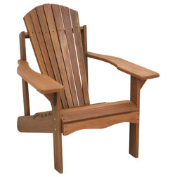 Traditional Adirondack Chairs by Furinno