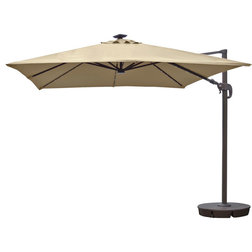 Contemporary Outdoor Umbrellas by Blue Wave Products, Inc