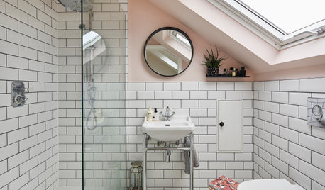 5 Cleverly Designed Small Bathrooms from Our Tours
