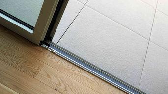Pose de fenêtres aluminium à Mulhouse