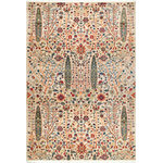 nuLOOM - Vintage Fringe Rug, Olive, 9'x12' - Made from the finest materials in the world and with the uttermost care, our rugs are a great addition to your home.