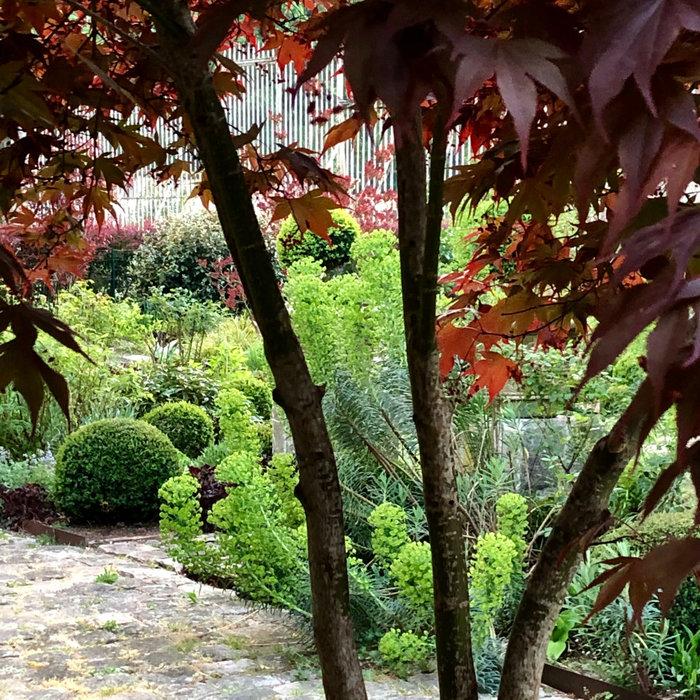Nos projets des jardins naturels, jardins à la campagne