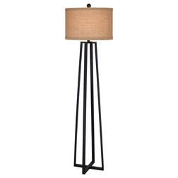 Transitional Floor Lamps by HedgeApple